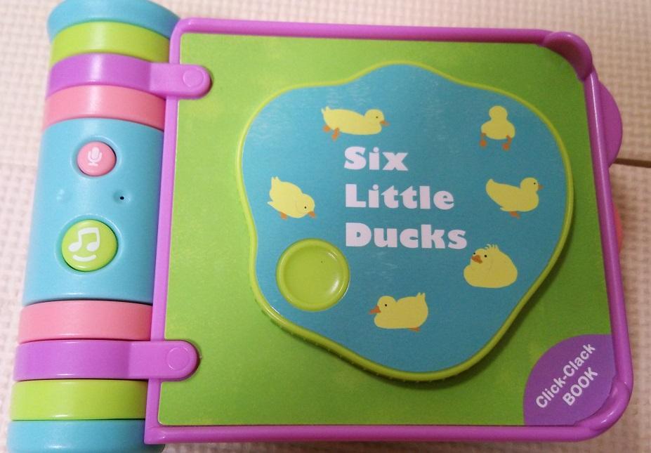 ワールドワイドキッズ Stage0 Click Clack Book