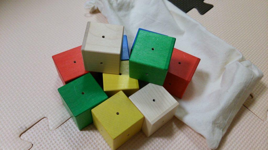 ワールドワイドキッズ Stage0 Musical Building Blocks