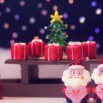 スタジオアリスでクリスマス撮影。サンタ衣装&ツリー背景で撮ってきました!